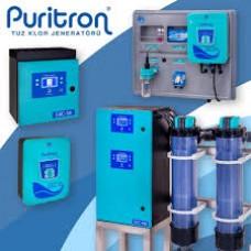 Puritron Tuz Klorinatörleri